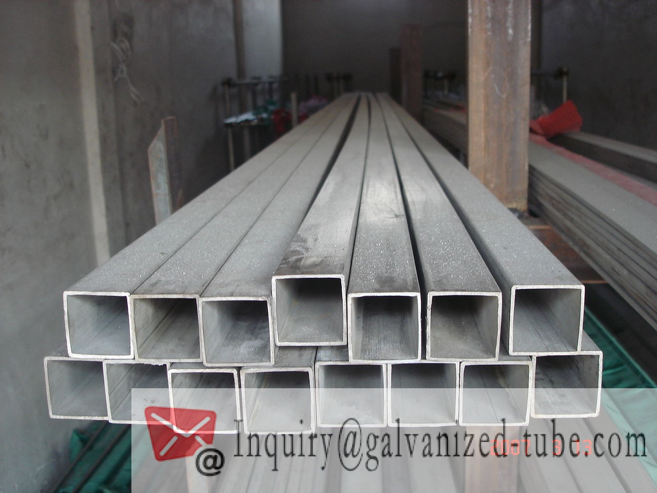 60×60 Square & Rectangular Steel Tubing