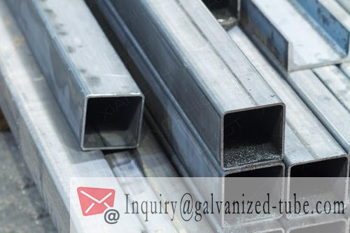 300x300 Galvanized Square & Rectangular Steel Tubing